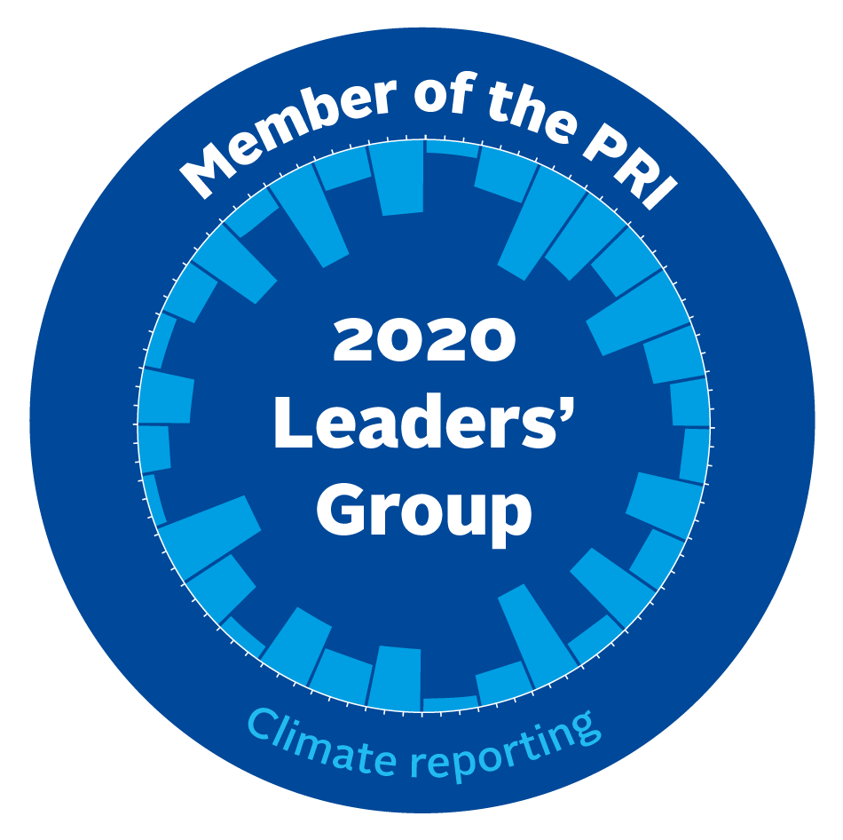 PRI 2020 Leaders' Group on Climate Reporting